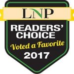 Readers' Choice Favorite 2017