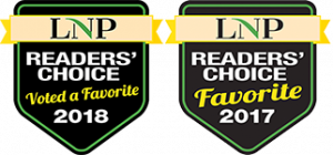 Readers' Choice Awards from 2017 and 2018