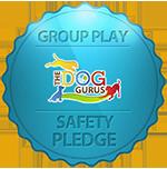 Dog Gurus Group Play Safety Pledge