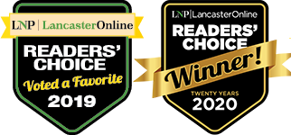 Reader's Choice Favorite 2019 and 2020