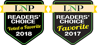 LNP Readers' Choice Favorite Awards 2017 & 2018