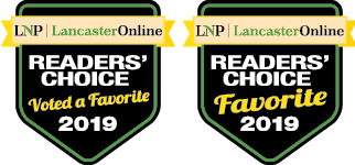 LancasterOnline Readers' Choice Voted a Favorite 2019; Favorite 2019